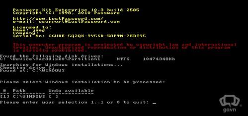 Đăng nhập mọi Windows khi quên mật khẩu