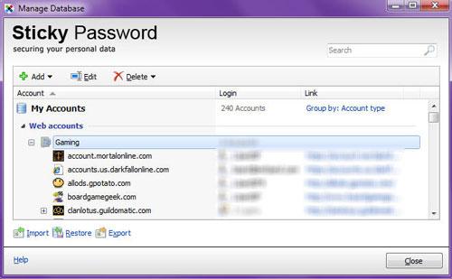 Tiện ích giúp bảo mật dữ liệu của bạn