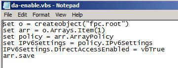 Cấu hình Forefront TMG làm máy chủ DirectAccess