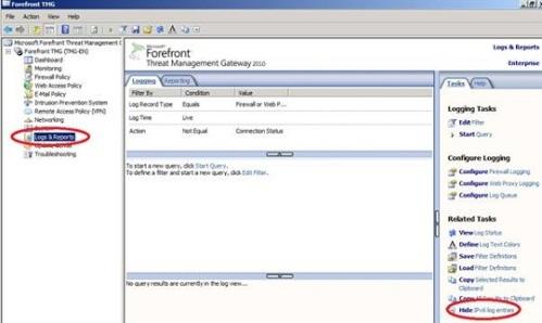 Cấu hình Forefront TMG làm máy chủ DirectAccess 9