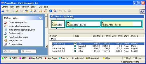 Chia lại ổ cứng mà không mất dữ liệu-1