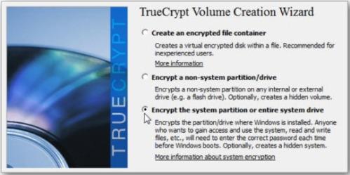 Sử dụng TrueCrypt để mã hóa dữ liệu-3