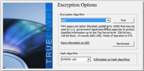 Sử dụng TrueCrypt để mã hóa dữ liệu-4