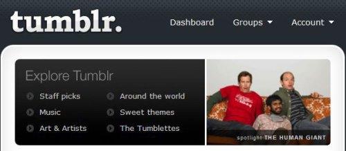 Blog Tumblr gặp sự cố bảo mật